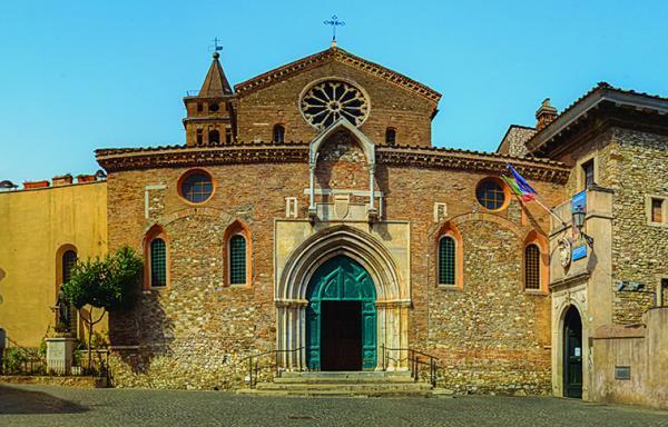 Chiesa di Santa Maria Maggiore a Tivoli