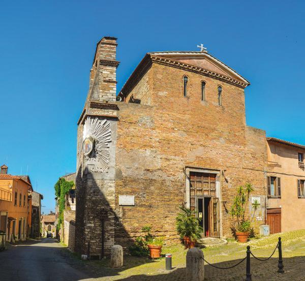 Chiesa di San Silvestro a Tivoli