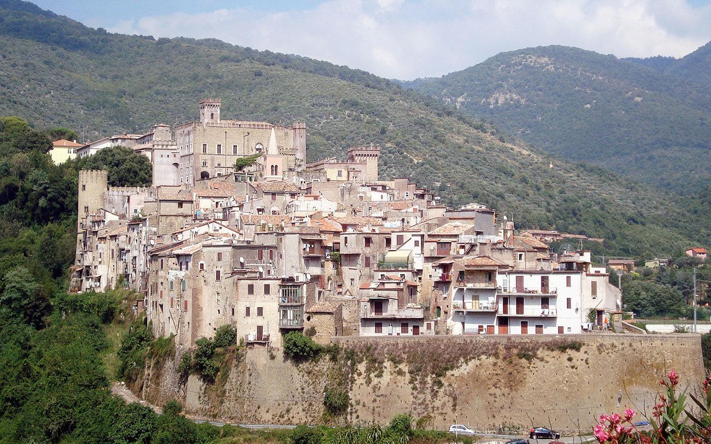 Borgo san Gregorio da Sassola
